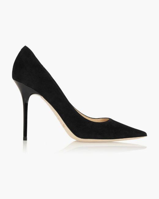 Picture of Belgravia Suede Heels