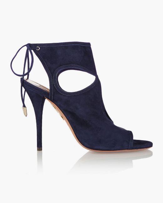 Picture of Laria Denim Heels