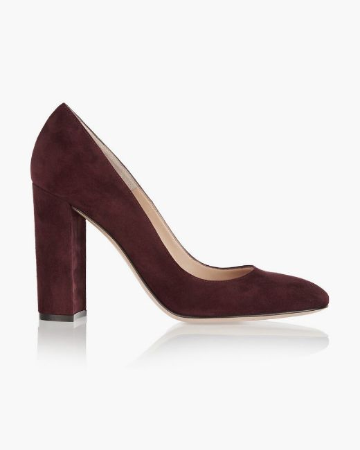 Picture of Simona Suede Heels