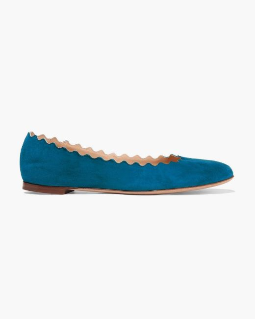 Picture of Satin Balle Flats
