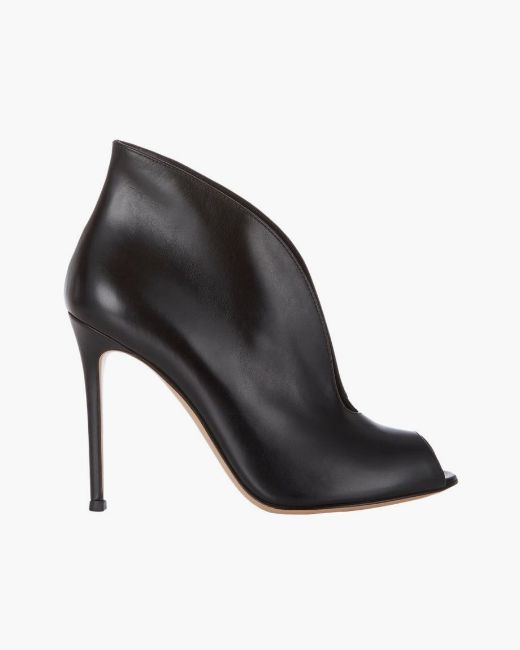 Picture of Boots in Black Leather