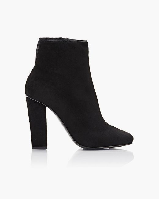 Picture of Studded Nubuck Ankle Boots