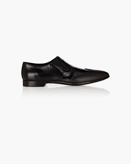 Picture of Wingtip Venetian Loafers