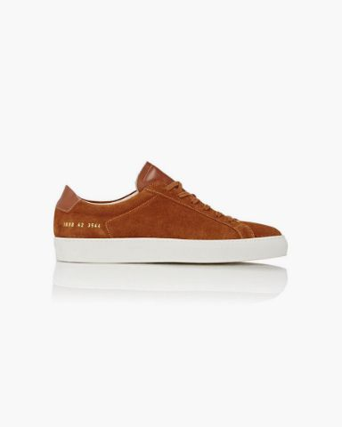 Picture of Suede & Mesh Sneakers