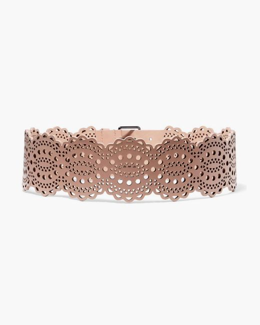 Picture of Studded Leather Belt