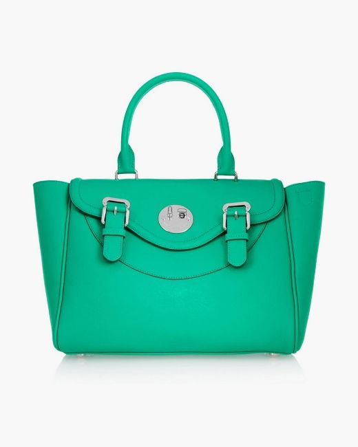 Picture of Intrecciato Leather Tote